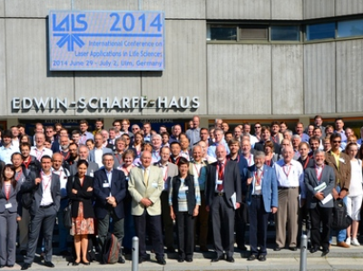 International Conferences on Laser Applications in Life Sciences 2014